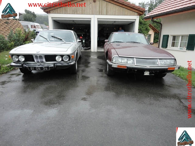 SM 70 VS BMW 72 14