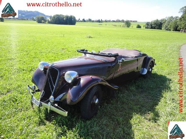 TA 15 CABRIOLET 1939 LIONEL 37