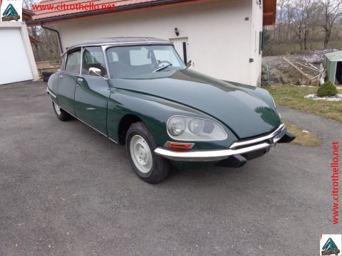 DS 21IE 72 CHARMILLE RESTAU 1961