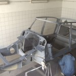 DS 21 CONFORT 1967 BLANC CARRARE. RESTAURATION INTEGRALE 003.