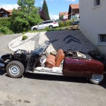 DS 21 CABRIOLET 1966 RESTAURATION 03.