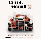 RETROMOBILE PARIS 2017.