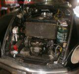DS 21 1972 Noire De Mr Binh. Restauration mécanique 02.